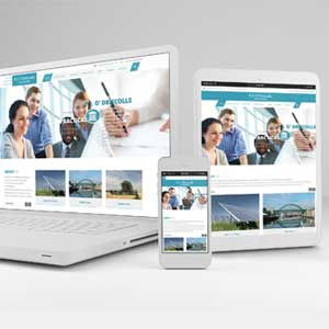 Website design – Solicitors