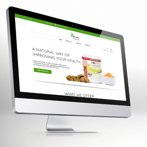 Website design – Health
